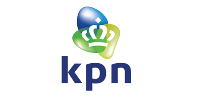 Logo marketing klant G-Tail, KPN