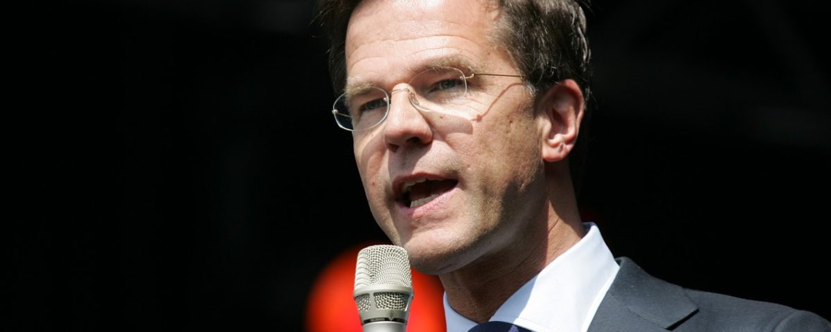 Mark rutte, premier, marketing, marketeer, commercieel