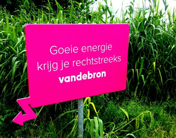 Marketing energie leverancier, service, event