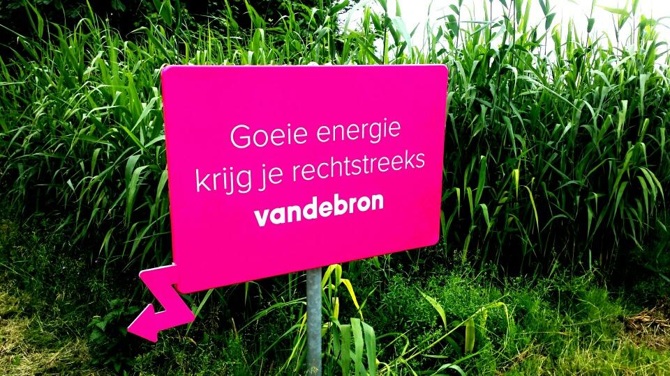 Marketing energie leverancier, service, event
