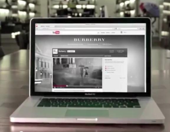 Burberry, Omnichannel, marketing, retail