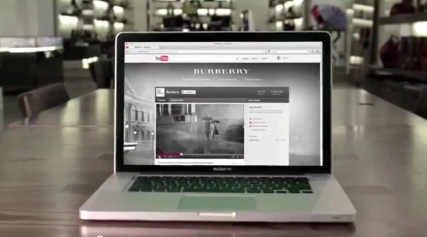 Burberry, Omnichannel, marketing, retail