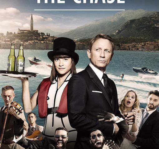 Heineken commercial James Bond marketing