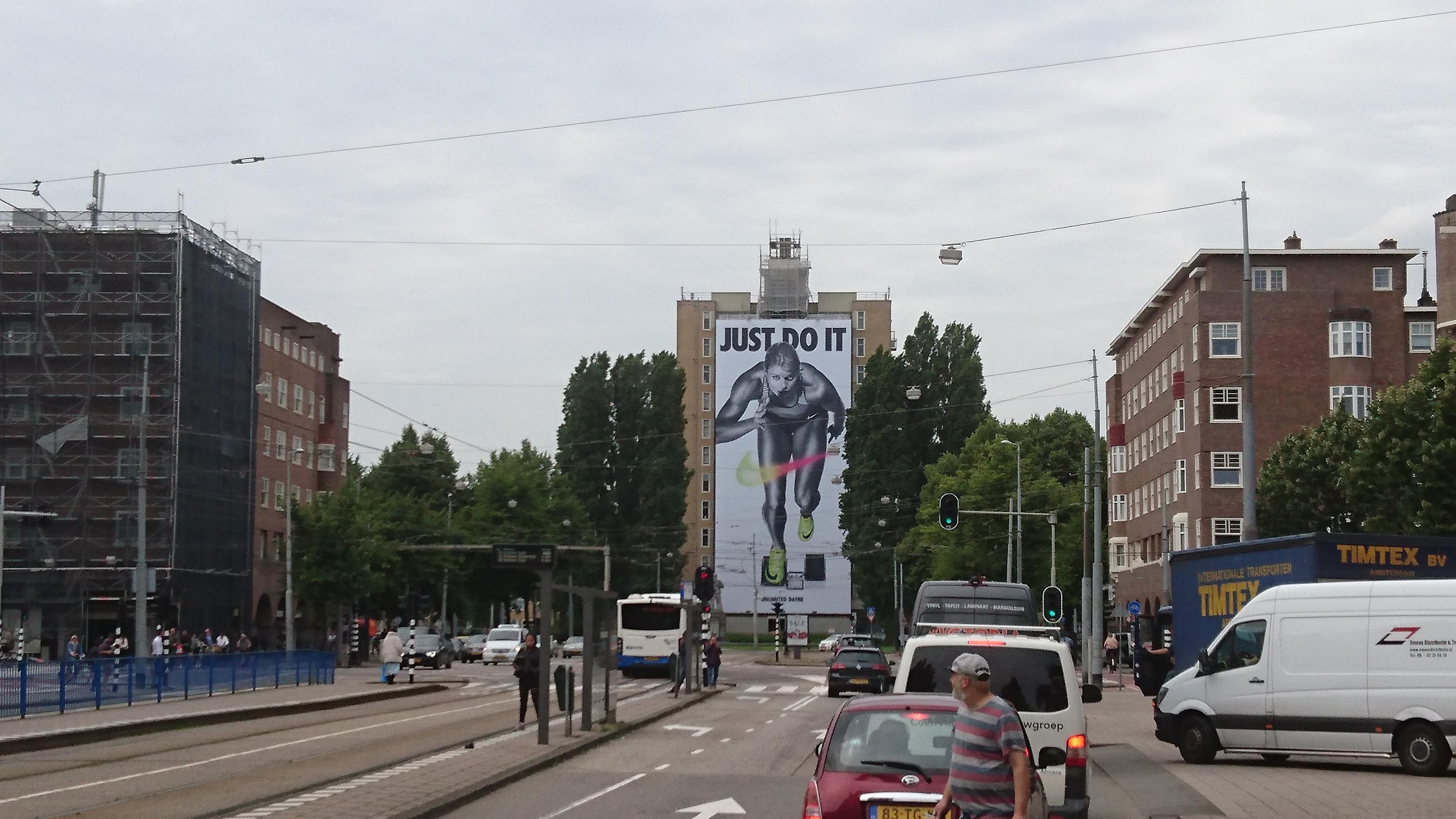 Dafne Schippers, Amsterdam, Nike, Red Bull, Ziggo, Victorieplein