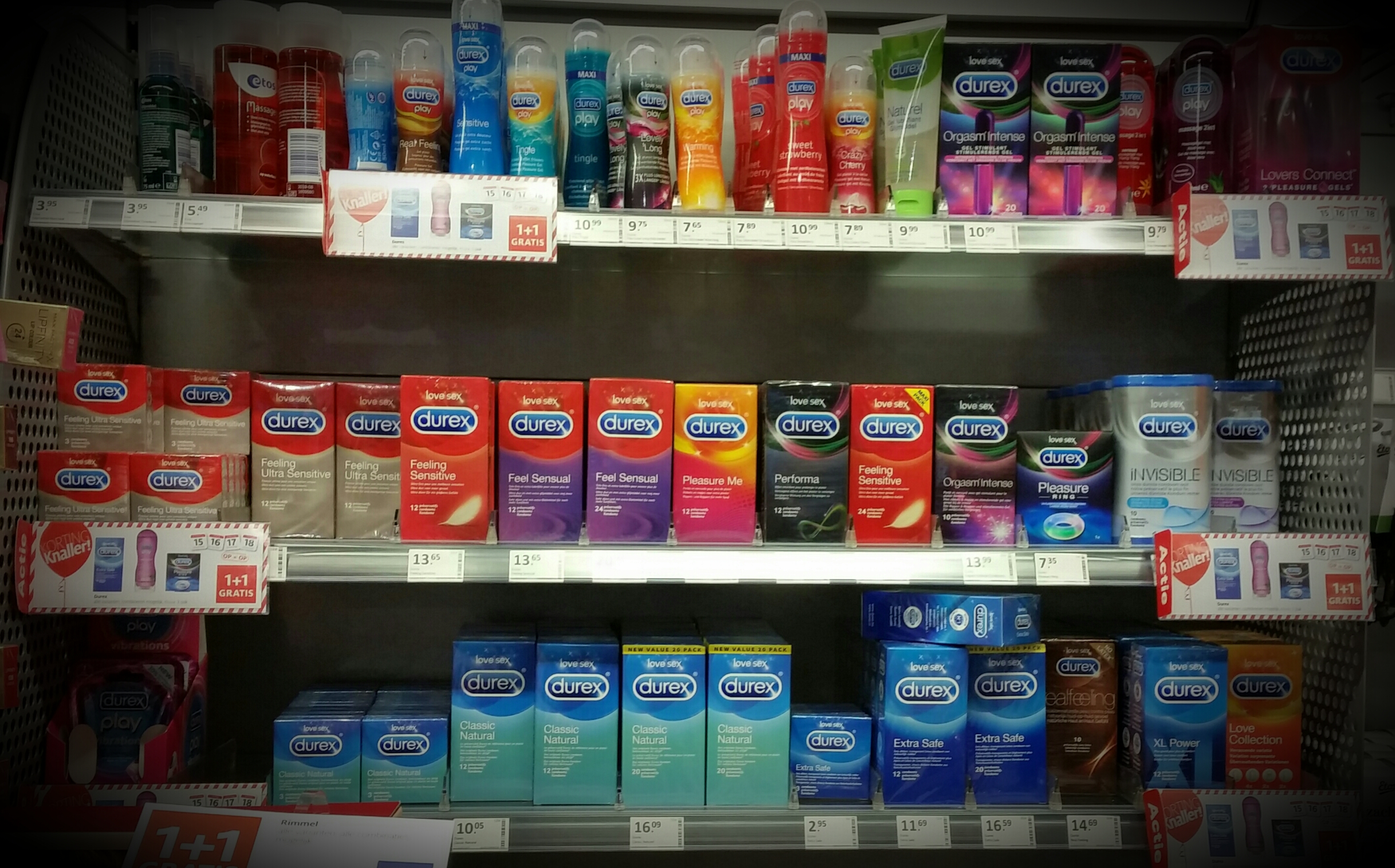 Durex, Etos, condooms, marketing, waardeperceptie, sex