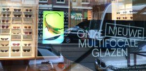 multifocale glazen ace & tate, Pearle